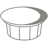 Orzo Solubile (50 capsule compatibili con Caffitaly)