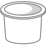 Qualità Decaffeinato (50 capsule compatibili con Dom/Bialetti)