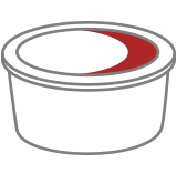 Borbone Miscela Rossa (50 capsule compatibili con Lavazza Espresso Point)