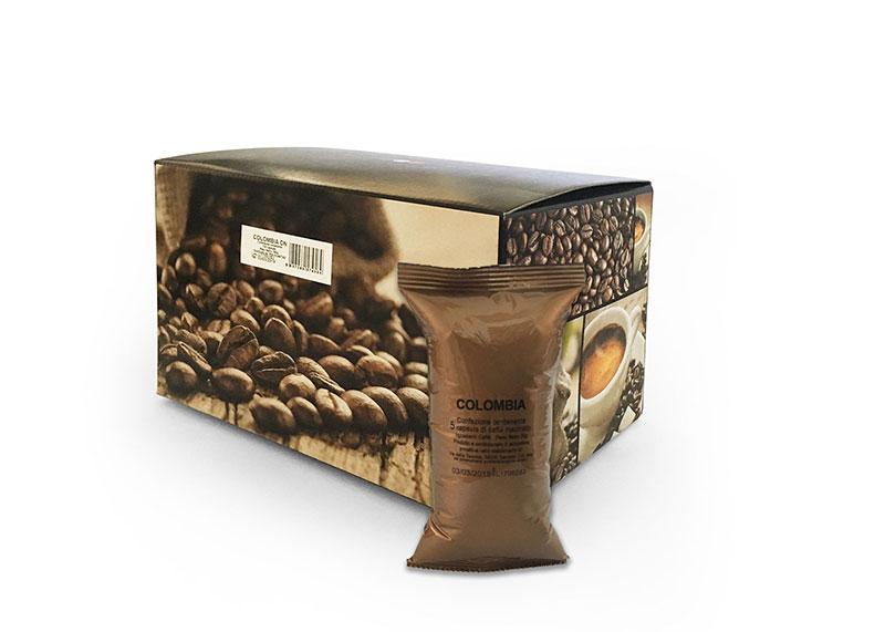 Neutro Colombia (100 capsule compatibili con Nespresso)