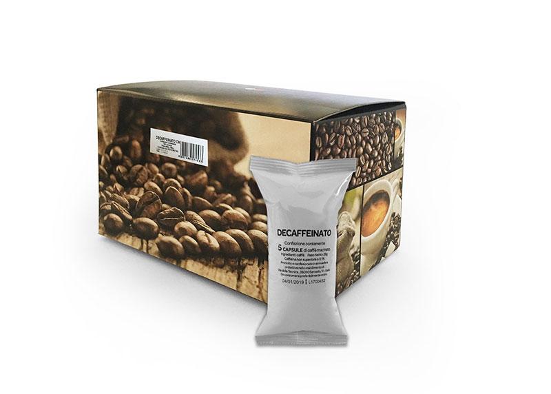 Neutro Decaffeinato (100 capsule compatibili con Nespresso)