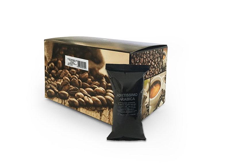 Neutro Fortissimo Arabica (100 capsule compatibili con Nespresso)