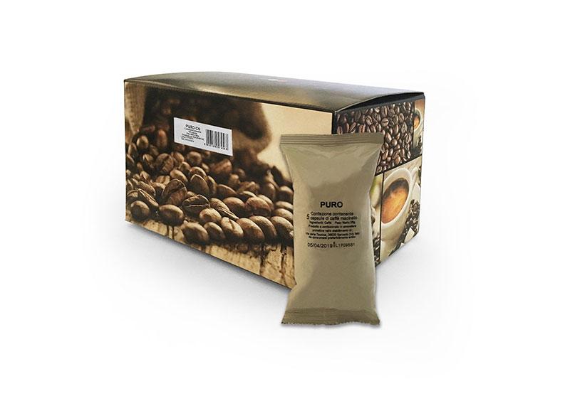 Neutro Puro (100 capsule compatibili con Nespresso)