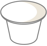 Latte Solubile (30 capsule compatibili con Nespresso)