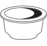 Qualita' Fortissimo Arabica (100 capsule originali Sistema S)